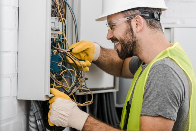 Stellenangebot als Elektriker in Dresden